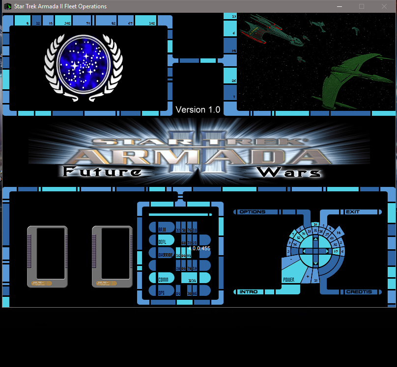 Missing Game Menu - Star Trek Armada II Future Wars.png